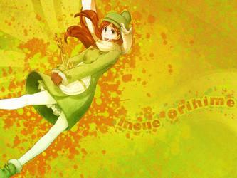 Inoue Orihime by Yeshaih