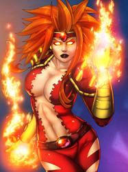 FireBrandi by Windriderx23 by FireBrandi
