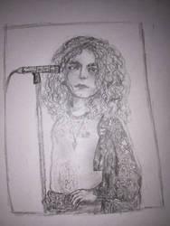 Robert Plant by ClassicROCKtrash