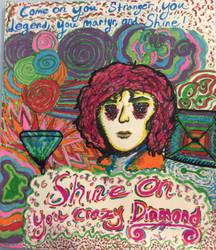 Syd Barrett by ClassicROCKtrash