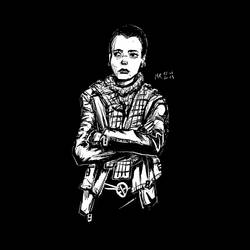 Negasonic Teenage Warhead - the coolest name ever by mrudowski