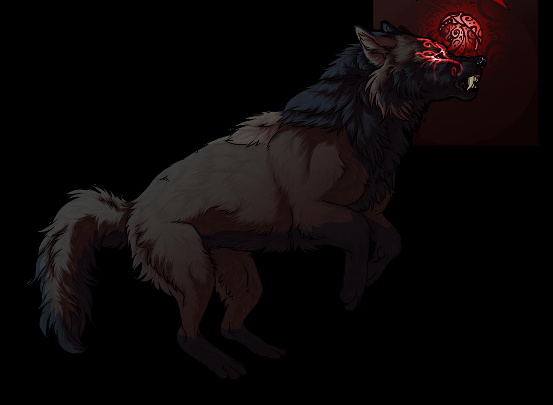 Shepherd of the Moon [Fan Art] by cricketmilk