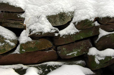 stone wall by myxxbeloved