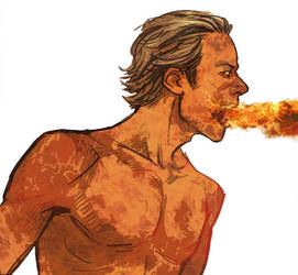 Aldrich Killian by Hallpen
