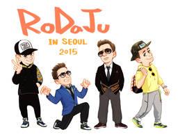 RoDaJu in Seoul 2015 by Hallpen