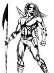 Corvus The Heretic by Vreatif