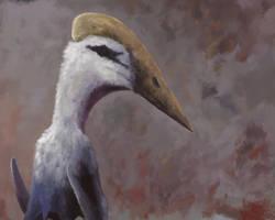 Hatzegopteryx by Carcascan