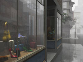 Window Shopping by curious3d
