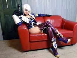 Isabella Valentine Lounging About by CelestialShadow19