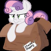 Sweetie Mail by craftybrony