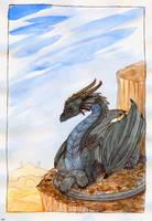 Keika like dragon by Rait-StormDragoness