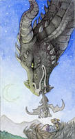 Mother Dragon by Rait-StormDragoness