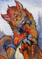 ACEO-08-2018 by Rait-StormDragoness