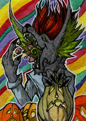 ACEO for Shery by Rait-StormDragoness