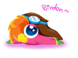 Birdon-chan by Birdon14