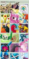 Favorite Pokemon Type - Meme by Birdon14