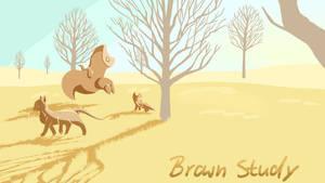 !OPEN! Brown Study - PMV MAP by Birdon14