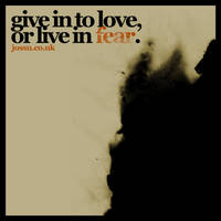 Give in to love by xoja