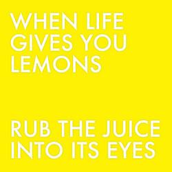 Lemons by xoja