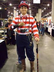I Found Steampunk Waldo by TimelordWitch10