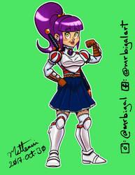 Lilac - Girl Power by MrBIGAL