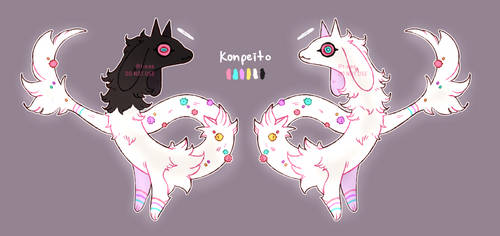 [CLOSED] Konpeito by t-eas