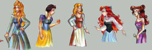Disney Princesses by bachel60 by Disney-Fan-Club