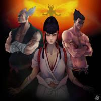 Tekken 7 by gintrax13