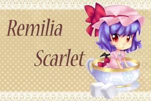 Remilia by ZeroLifePoints