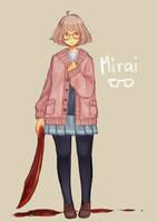 Mirai by ZeroLifePoints