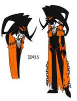 Idris by Cryej