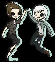 PC: Chaos Duo by Koru-ru
