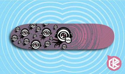visual sound creature deck by erikklan