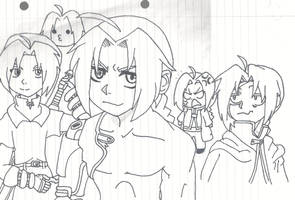 edward elric sketch by alkitaelric
