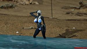 RLA Beach - Zayla by redleatherart