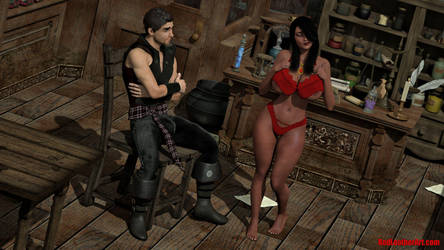 RLA Miniset 43 DA Preview by redleatherart