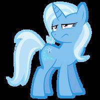 Trixie thinks you're crazy by JoToast