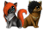 [C] .:Together through amulets:. by ancarie-bluewolf
