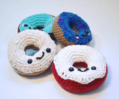 Yummy donuts by hiro-chan28