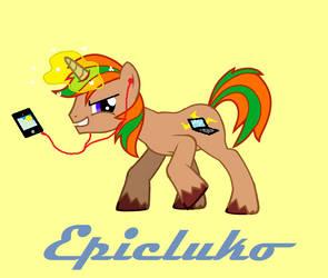 Pony Creator - Me by EpIcLuKo8D