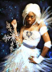 Winter Goddess by JuanCSilva