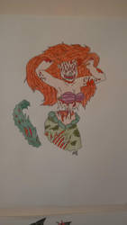 Ultimate Zombie Ariel by Ashpooh18