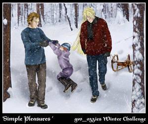 Simple Pleasures by jaubrey