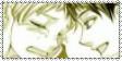 OHSHC Hikaru and Kaoru Stamp by Chocotorta