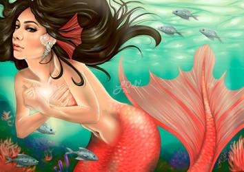 Siren Sea by BMelon