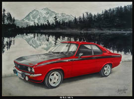 Opel Manta A GT/E by AEM-Design