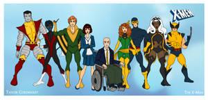 The X-Men - The Dark Phoenix Era by Femmes-Fatales