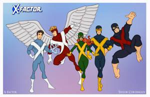 The Original X-Factor by Femmes-Fatales
