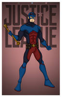 Justice League - Atom Redesign by Femmes-Fatales
