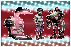 Virtual Boy - Designs and Anim by zsabreuser